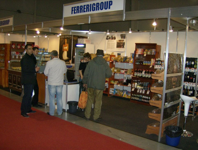 INTERFOOD & DRINK 2012