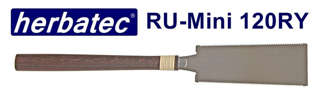 Handsäge herbatec RU-Mini 120RY