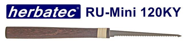 Handsäge herbatec RU-Mini 120KY