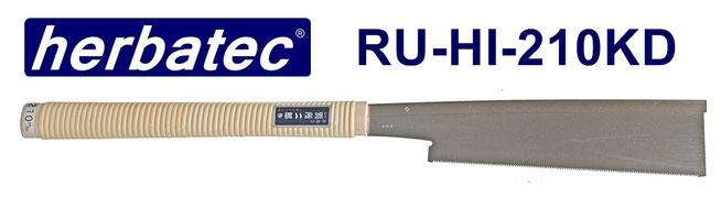 Handsäge herbatec RU-HI-210KD