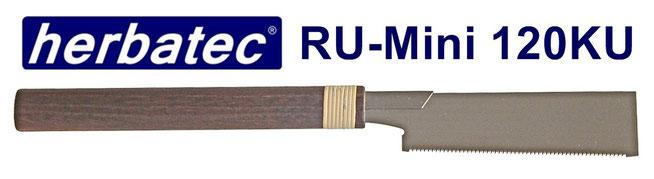 Handsäge herbatec RU-Mini 120KU