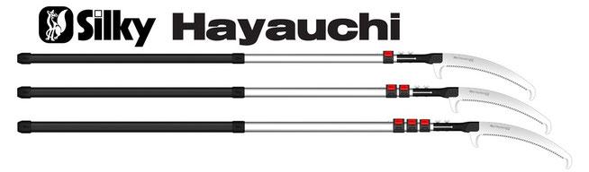 Teleskopsägen Silky Hayauchi