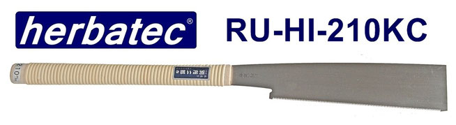 Handsäge herbatec RU-HI-210KC