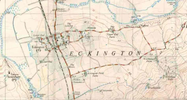 Eckington in 1949