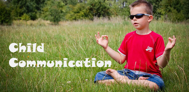Child Communication: Speak in the present