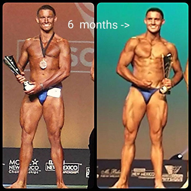 Peak Sports Nutrition sponsored athlete Jonathan Collins.........Great Job Jonathan!