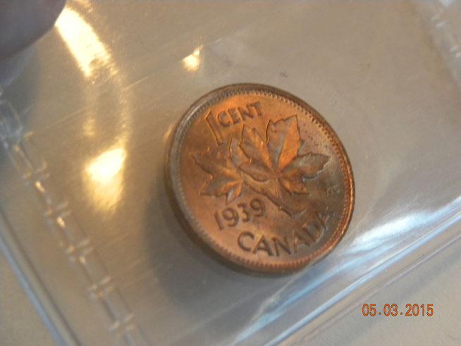 1939 MS64 ICCS    25$