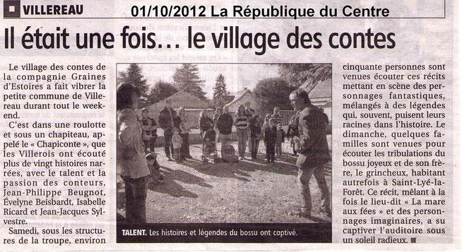 Village des contes
