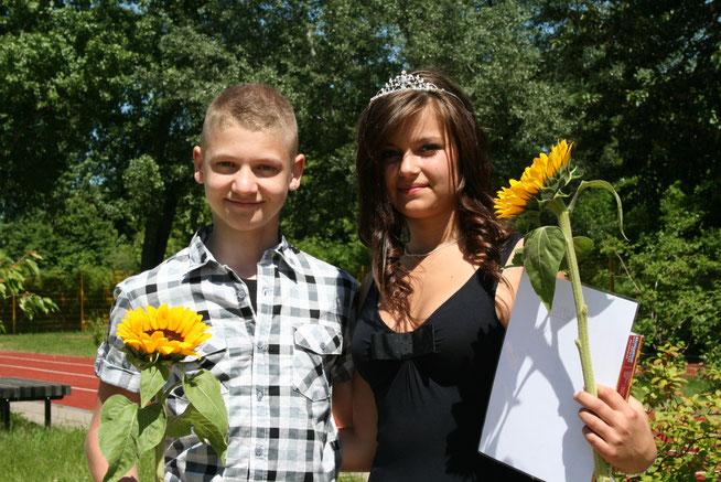 Miss und Mister Vincent 2010