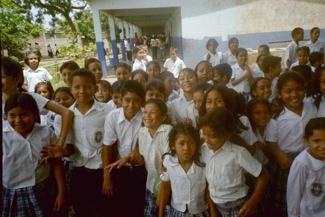 Schüler unserer Partnerschule