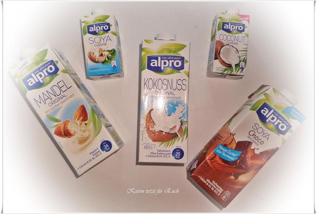 alpro Produkte