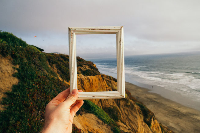 2. Schon am Anfang an das Ende im Sinn haben (Zielfoto) - Prinzipien der persönlichen Führung