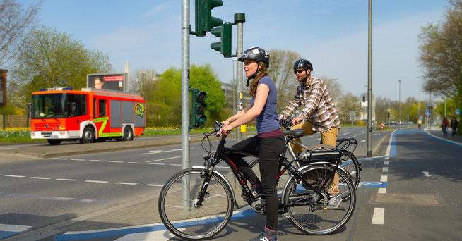 Mehr Radverkehr in Rheinland-Pfalz – bloß wie? © pd.f.de/Kimmel