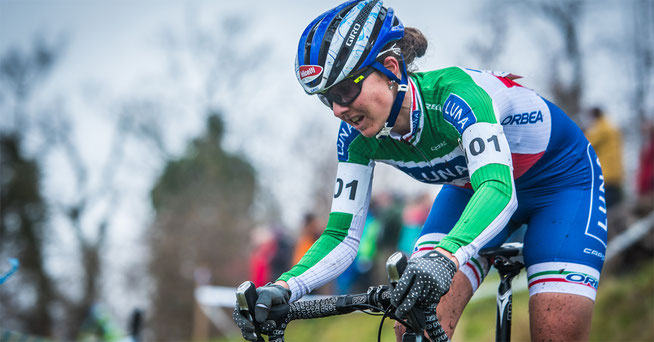 Eva Lechner beim Rennen in Meilen © Armin M. Küstenbrück/EGO Promotion