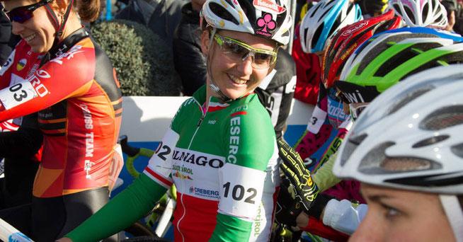 Eva Lechner © EKZ CrossTour/radsportphoto.net/Steffen Müssiggang