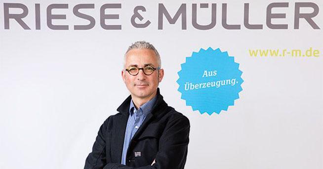 Peter Kreuder ©Riese & Müller