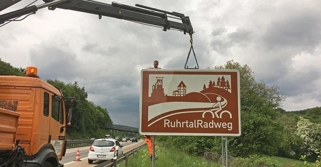 © Ruhrtal-Radweg