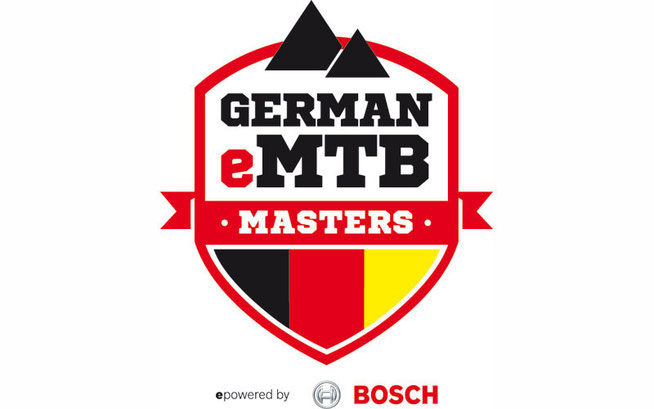 Logo der German E-MTB-Masters - epowered by Bosch © Bosch