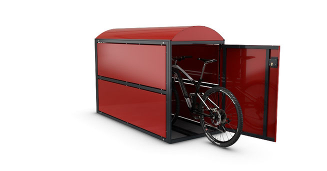 "Die neue ""Bikebox2"" ©WSM"