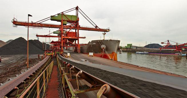 Flexpro ist Norwegens größter Anbieter für Fördertechnik im Hafenbereich ©REMA TIP TOP