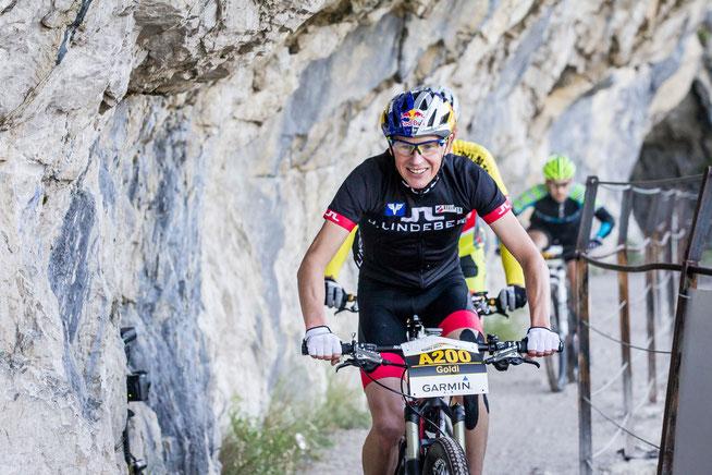 Ex-Skispringer Andreas Goldberger fährt wieder mit.