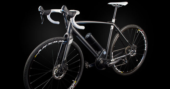 Hero-Bike mit Antrieb ©RELO