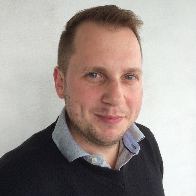 Neu bei Busch + Müller: Mathias Reininghaus