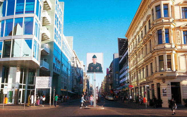 Checkpoint Charlie © ADFC