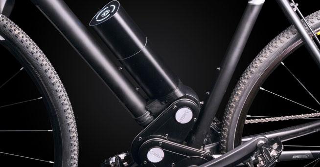 Bike mit Antrieb ©RELO