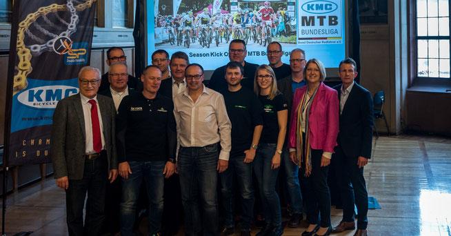 Sie sind die Motoren der deutschen MTB-Szene: die Veranstalter der großen deutschen Events ©Armin M. Küstenbrück/EGO Promotion