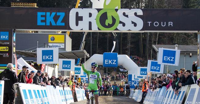 Havlikova steht vor dem Gesamtsieg © EKZ CrossTour