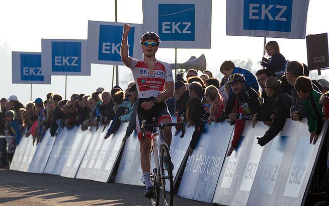 Sieger Van der Poel ©radsportphoto.net/Steffen Müssiggang