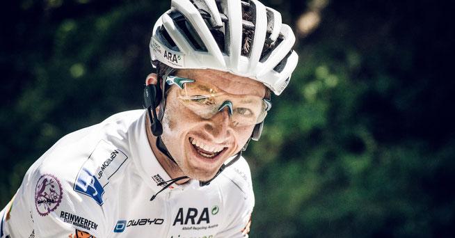 Severin Zotter peilt auf der Extremdistanz die Top-5 an © ARAKommunikation