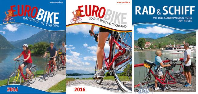 4327013faaed6 Die Radreiseprofis von Eurobike haben sich für die kommende Rad-Saison  wieder Einiges einfallen lassen. Das betrifft auch den Service.