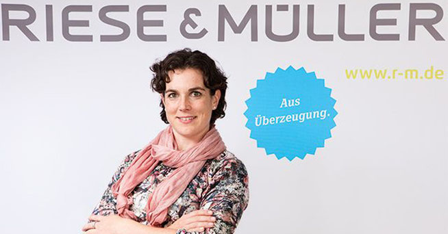 Christine Vollmer © Riese & Müller