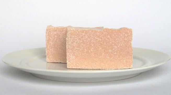 Salzseife mit Zitronenmyrte und Spearmint -Naturseifen und Wellness-Shop