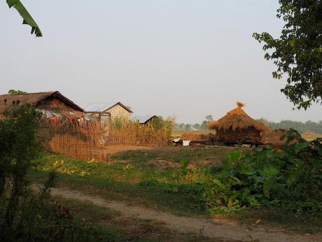 Bauerndorf Nepal