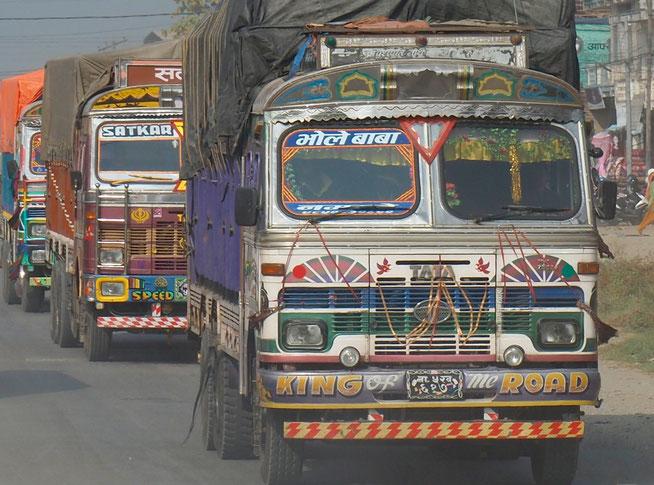 LKW Truck Nepal