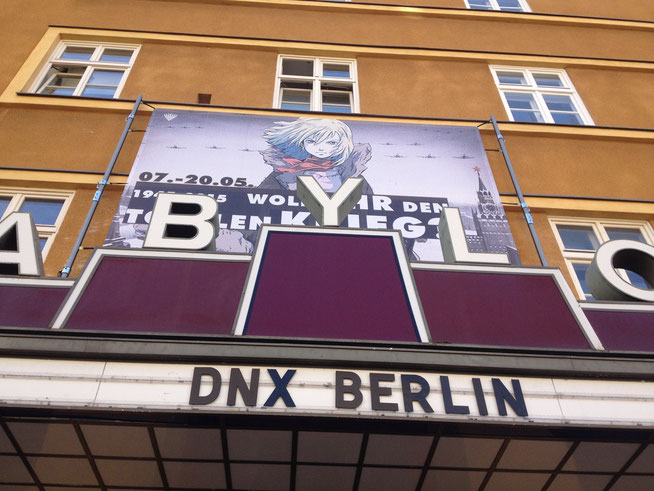 Babylon DNX Berlin Digitale Nomaden Mai 2015