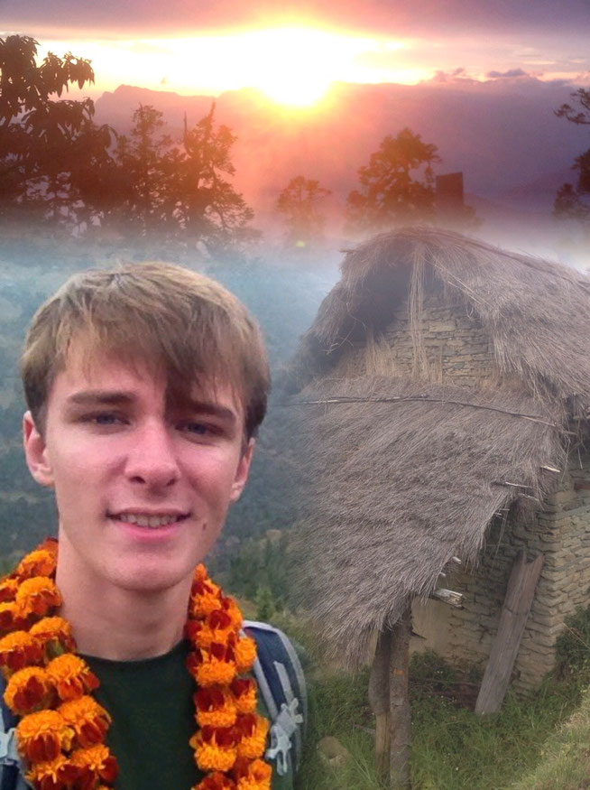 Nepal Collage Himalaya