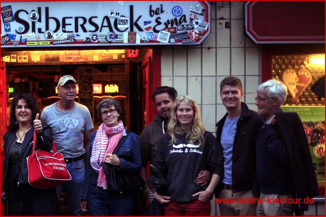 Silbersack, Silbersackstraße 9, in Hamburg auf St. Pauli