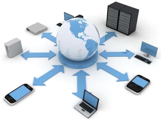 Comunicación Global -> selecciones una de la subopciones