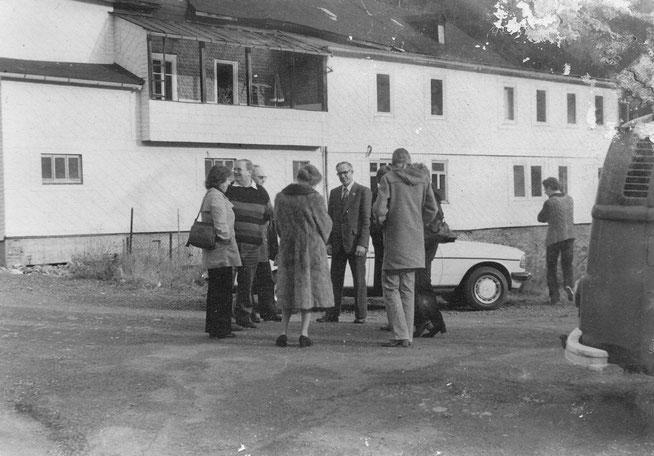 Erster Besuch an der Kirchhofsmühle in Weilburg Anfang der 80er Jahre