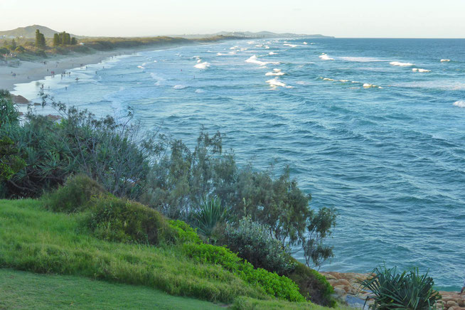 Coolum Beach to Sunshine Beach – 15 kilometres of beach