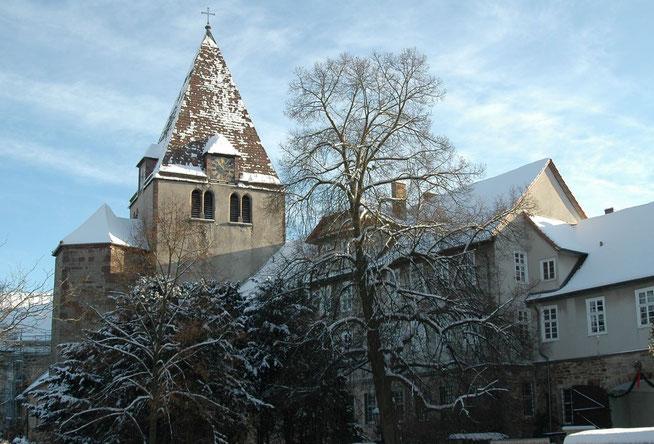 EV. Kirche Oberkaufungen Stiftskirche