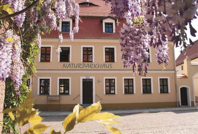 Das Naturparkhaus in Bad Liebenwerda