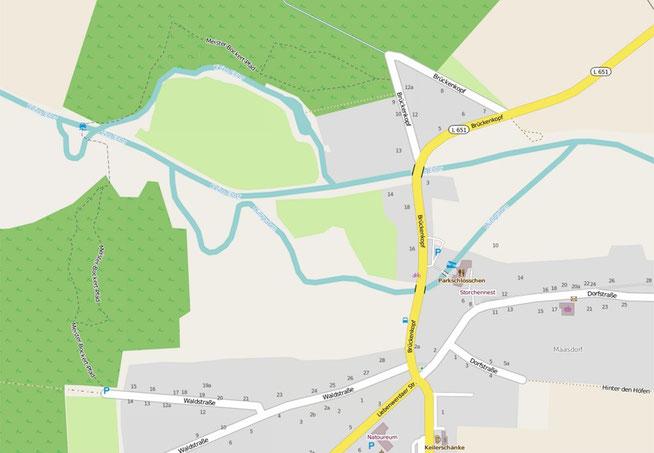 Quelle: Open Street Map