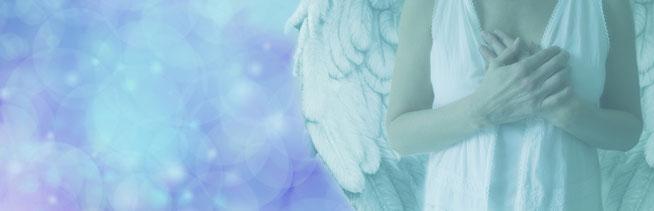 Engel, Liebe, Hoffnung, Kraft und Zufriedenheit. Ein Weg dazu ist die Meditation
