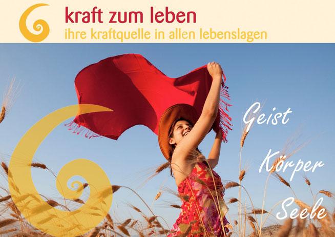 Energetiker Praxis Maria Schlömicher, mitten im schönen Niederösterreich, in Kuffern