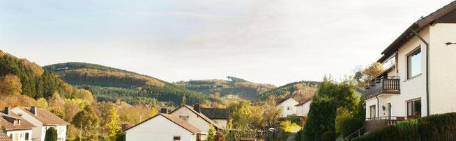 Ferienwohnung_Stockum_Hausansicht_Landschaft
